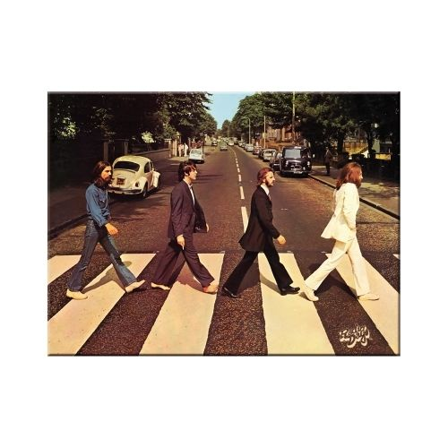 Fab4 - Abbey Road Magnet
