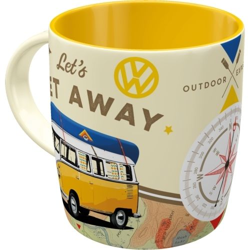VW Bulli - Let's Get Away