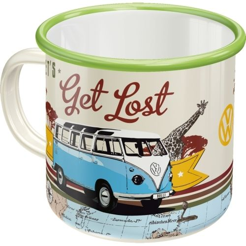 VW Bulli - Let's Get Lost