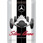 Mercedes-Benz - Silver Arrow